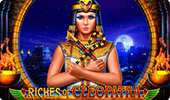 Riches of Cleopatra в онлайн клубе Вулкан